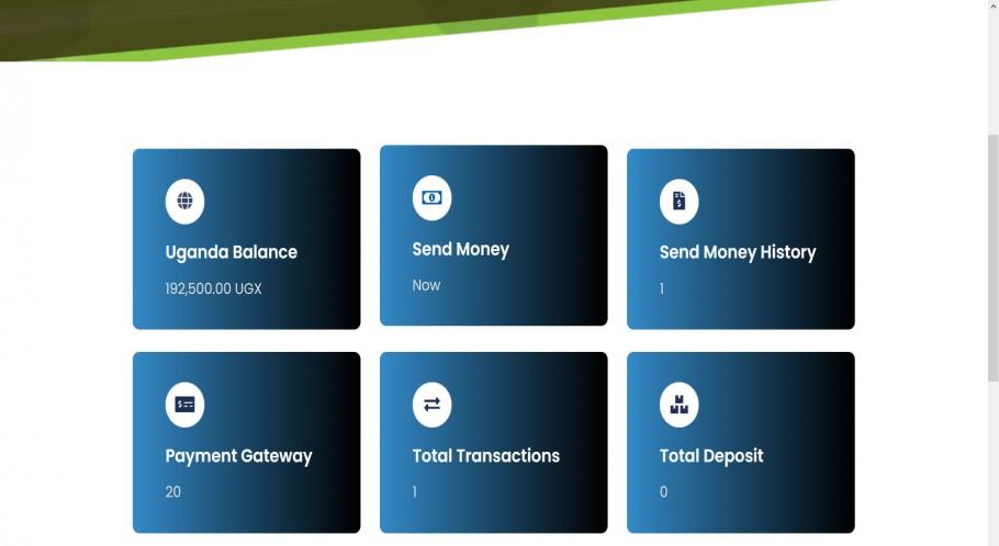 How do i use Jamii Cash to send money?